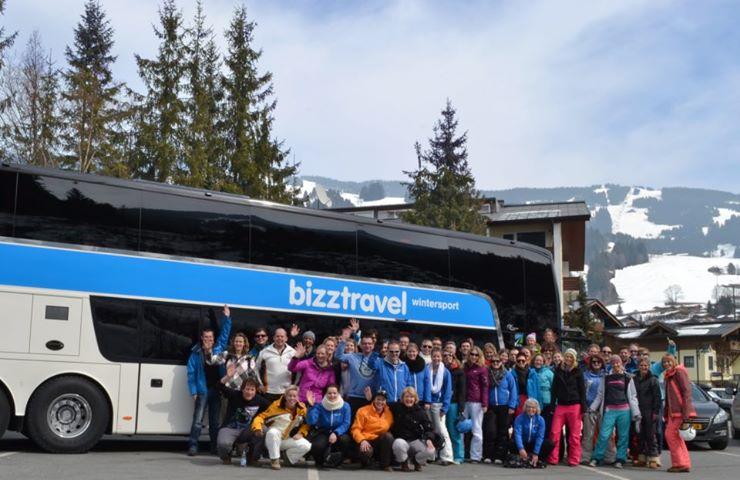 Boek een wintersportvakantie bij Bizztravel