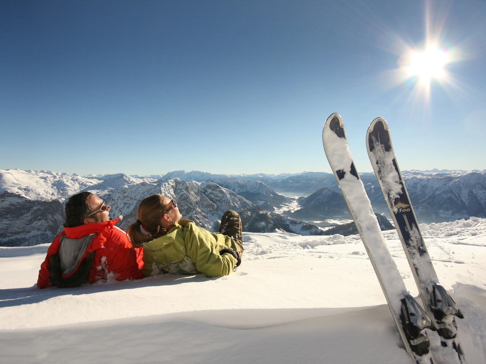 Skigebieden Oostenrijk