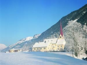 Achensee skigebied