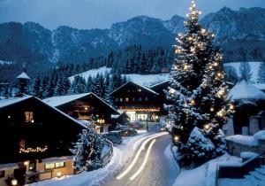 Alpbach skidorp
