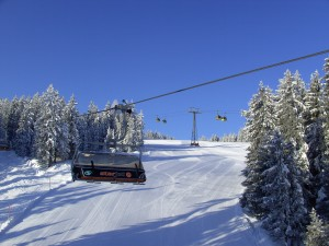 Flachau skidorp