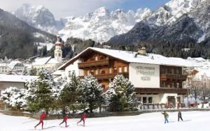 Fulpmes skidorp