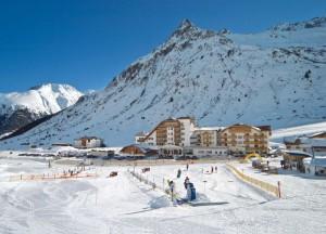 Galtür skidorp