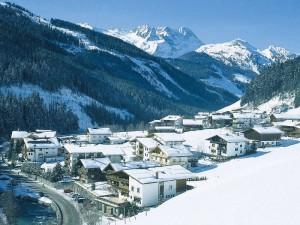 Gerlos skidorp