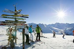 Ischgl skigebied