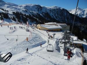 Jerzens skidorp