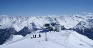 Kappl im Paznauntal skigebied