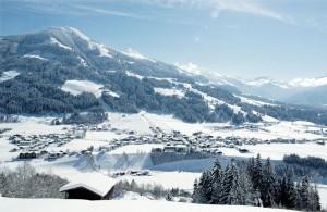 Kitzbühel & Kirchberg skigebied