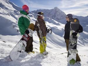 Klostertal skigebied