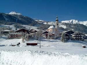 Lermoos skidorp