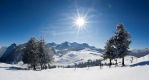 Loferer Alm skigebied