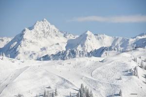 Montafon skigebied