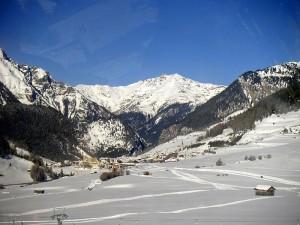 Nauders skigebied