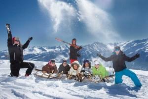 Neukirchen & Bramberg skigebied