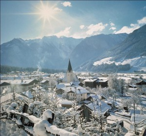 Neukirchen skidorp