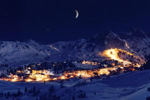 Obertauern skidorp