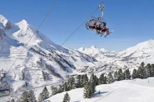 Obertauern skigebied