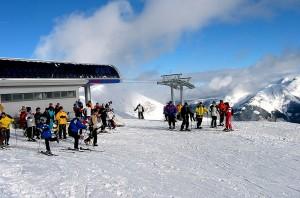 Rauris skigebied