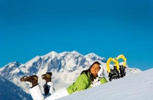 Salzburger Sportwelt skigebied