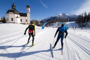 Seefeld skidorp