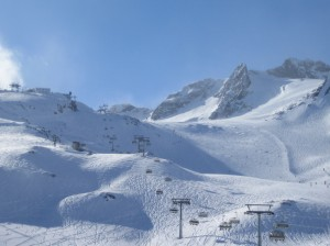 Stubaital skigebied
