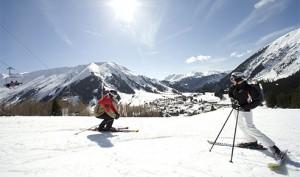Tiroler Zugspitzarena skigebied