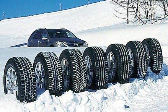 Voorbereid op de winter met winterbanden
