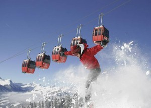 Saalbach Hinterglemm Leogang skigebied