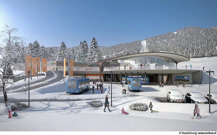 Nieuwe skiliften in Oostenrijk